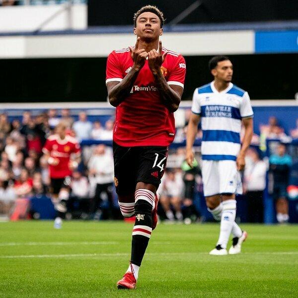 Jesse Lingard z pierwszym golem dla Man Utd po powrocie z wypożyczenia do West Hamu