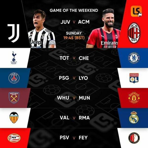Najciekawsze mecze weekendu